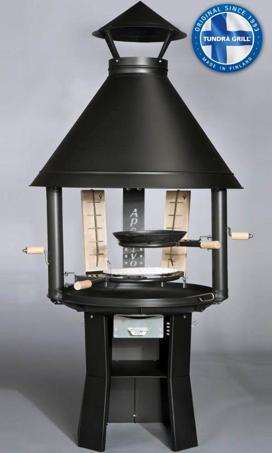 Гриль - барбекю Tundra Grill® Apetivo Black