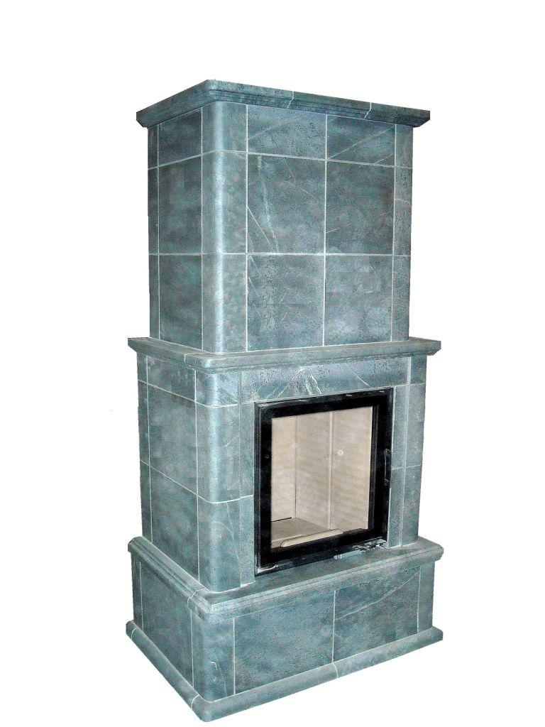 Облицовка камина Теплый камень FS AF
