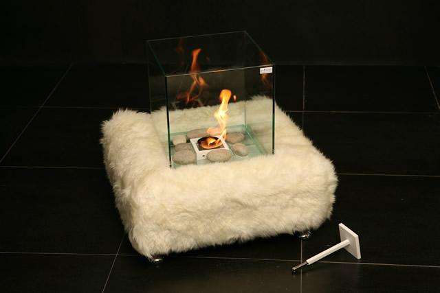 "Биокамин Art Flame ""FUR"" Light"
