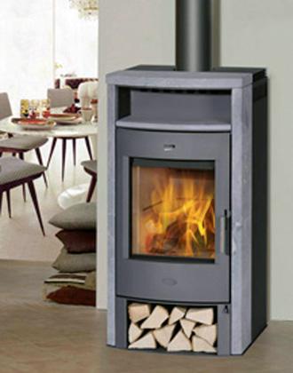 Печь камин Fireplace Lille SP (K 3330)