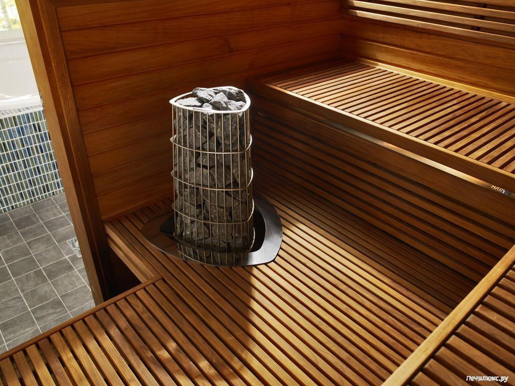 Электрическая печь для сауны своими руками