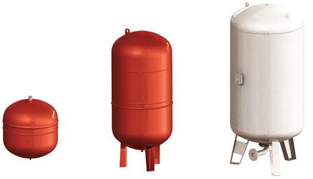Расширительный бак для системы отопления Cimm