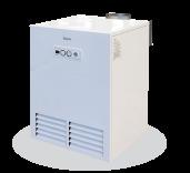Напольный газовый котел NOVELLA 35 RAI E