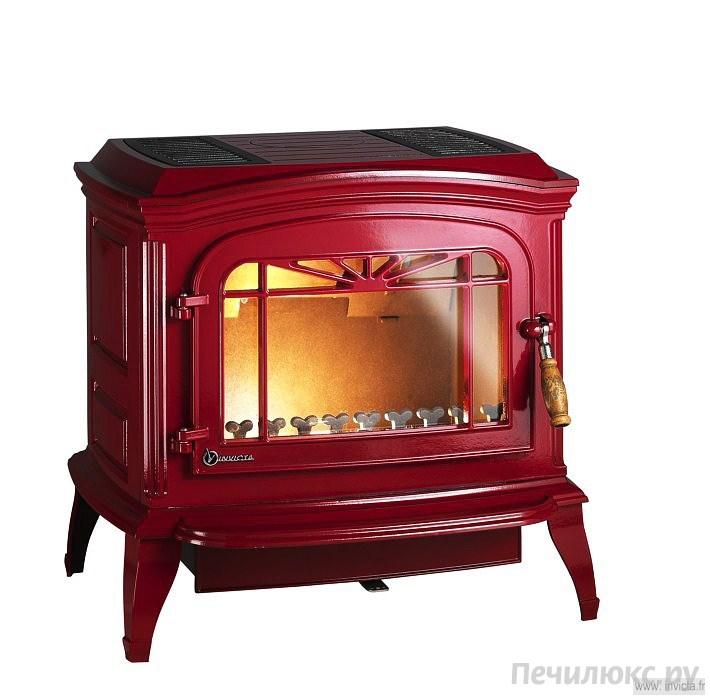Invicta bradford 142 900 - Poele bradford rouge ...